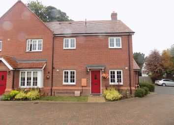 Thumbnail 2 bed flat for sale in Douglas Close, Hartford, Northwich