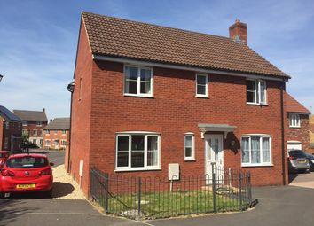 Thumbnail 4 bed detached house for sale in Merevale Way, Yeovil