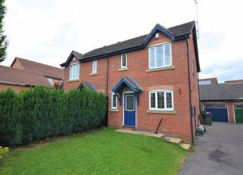 Thumbnail 3 bed semi-detached house to rent in Abbey Walk, Pontefract