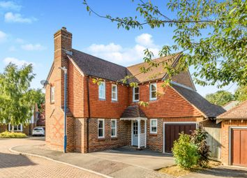 Thumbnail 4 bed detached house for sale in Shaw Close, Maidstone