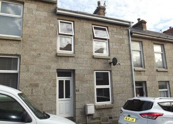 Thumbnail 2 bed terraced house for sale in Newlyn, Penzance, Cornwall