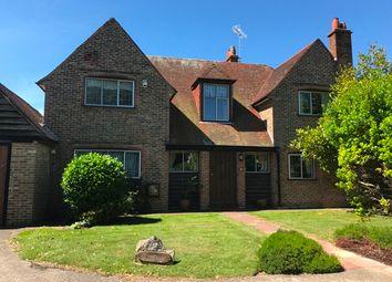 Thumbnail 4 bed detached house for sale in Gossamer Lane, Aldwick, Bognor Regis, West Sussex.
