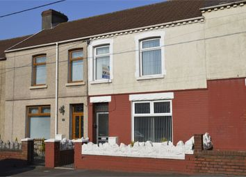 Thumbnail 3 bed terraced house for sale in Heol Yr Orsedd, Port Talbot, West Glamorgan