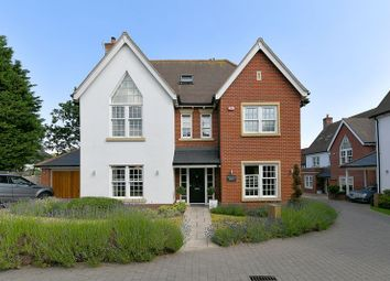 Thumbnail 5 bed detached house to rent in St. Marys Close, Loughton