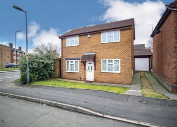 Thumbnail 3 bed detached house for sale in Honeybourne Way, Willenhall