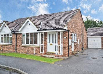 Thumbnail 2 bed semi-detached bungalow for sale in Larkspur Way, Alverthorpe, Wakefield