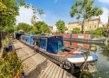 Blomfield Road, Little Venice W2. 1 bed houseboat