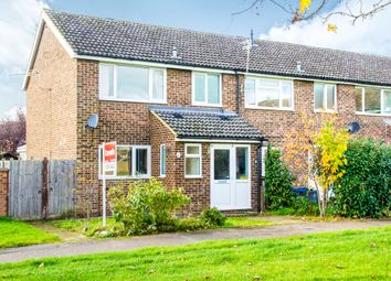 Thumbnail 3 bed end terrace house for sale in Hayling Avenue, Little Paxton, St. Neots