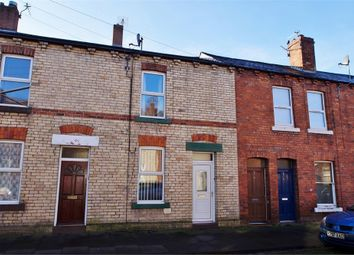 Thumbnail 2 bed terraced house for sale in Bowman Street, Carlisle, Cumbria