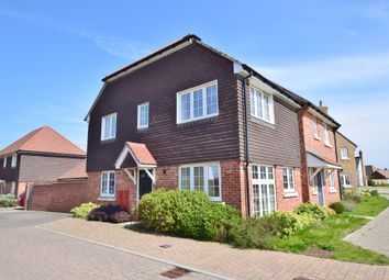 Thumbnail 2 bed semi-detached house for sale in Cormorant Place, Finberry