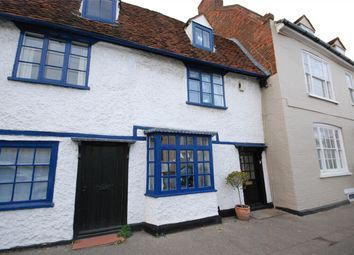 Thumbnail 3 bed terraced house for sale in High Street, Kelvedon, Essex