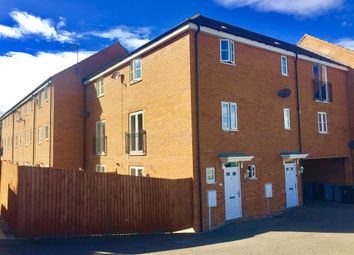 Thumbnail 2 bed town house for sale in Hartington Close, Grantham
