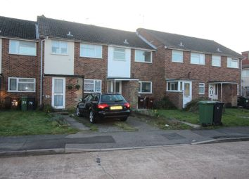 Thumbnail 2 bedroom terraced house to rent in Wilton Avenue, Eastbourne