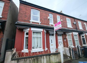 Thumbnail 3 bedroom terraced house for sale in Darwell Avenue, Eccles, Manchester