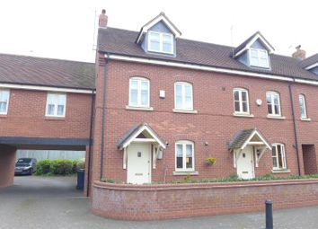 Thumbnail 3 bed town house for sale in Spring Hollow, Eccleshall, Stafford