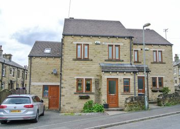 Thumbnail 4 bed semi-detached house for sale in Meal Hill Lane, Slaithwaite, Huddersfield