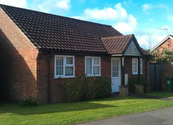 Thumbnail 2 bedroom detached bungalow for sale in Norwich Road, Fakenham