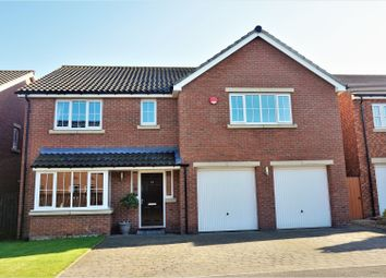 Thumbnail 5 bed detached house for sale in Silverbirch Road, Hartlepool