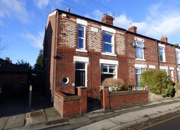 Thumbnail 3 bed terraced house for sale in Hatherlow Lane, Hazel Grove, Stockport