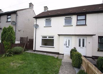 Thumbnail 2 bed semi-detached house to rent in Queens Park, Saintfield, Down