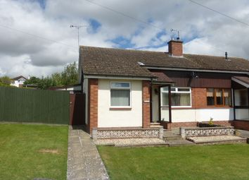 Thumbnail 3 bed semi-detached bungalow for sale in Pilley Road, Hereford