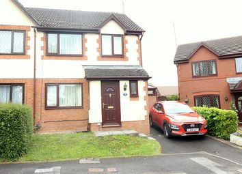 Thumbnail 3 bed semi-detached house for sale in Blossom Close, Langstone, Newport
