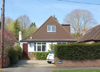 Thumbnail 4 bed detached house for sale in Warrendene Road, Hughenden Valley, High Wycombe