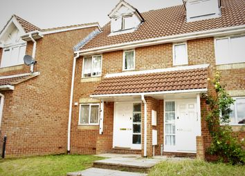 Thumbnail 3 bed town house for sale in Barnum Court, Swindon