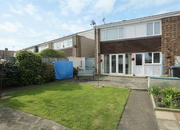 Thumbnail 3 bedroom terraced house for sale in Craven Close, Margate