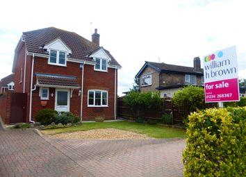 Thumbnail 3 bed detached house for sale in Hyde Close, Shefford