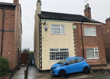 3 bed semi-detached house for sale in Beech Lane, Stretton, Burton-On-Trent, Staffordshire DE13