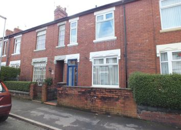 Thumbnail 2 bed terraced house to rent in Charles Street, Biddulph, Stoke-On-Trent