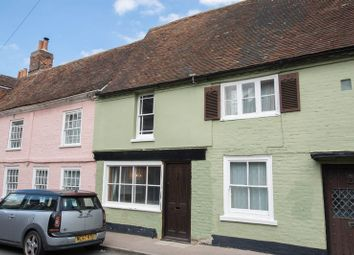 Thumbnail 3 bed terraced house for sale in The Street, Ash, Canterbury
