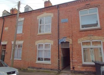 Thumbnail 4 bedroom terraced house for sale in Myrtle Road, Highfields, Leicester