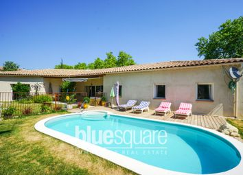 Thumbnail 4 bed villa for sale in Uzes, Gard, 30700, France