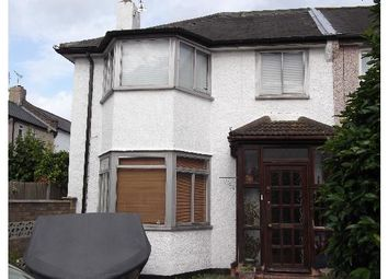 Thumbnail 3 bed end terrace house to rent in Norfolk Avenue, Leigh-On-Sea