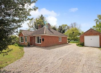 Thumbnail 3 bed detached bungalow for sale in Chapel Hill, Woodton, Bungay, Norfolk