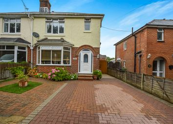 Thumbnail 3 bed semi-detached house for sale in Upper Northam Drive, Hedge End, Southampton