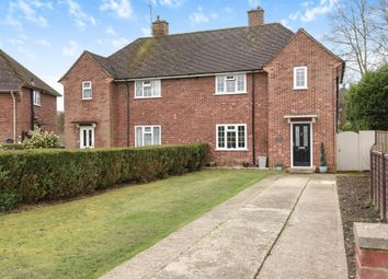 Thumbnail 3 bedroom semi-detached house for sale in South Ascot, Berkshire