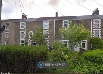 Thumbnail 4 bed terraced house to rent in Jersey Row, Cwmafan