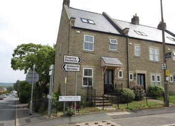 Thumbnail 4 bed town house for sale in Knabbs Lane, Silkstone Common, Barnsley