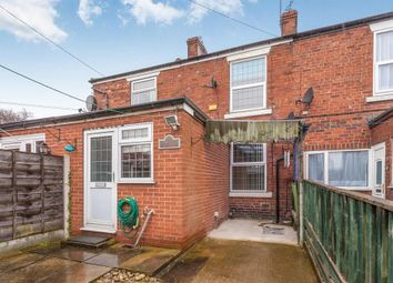 Thumbnail 2 bed terraced house to rent in Banks Garth Cottages, Knottingley