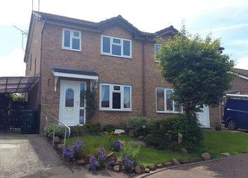 Thumbnail 3 bed semi-detached house for sale in Griffin Close, Blacon, Chester