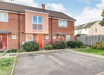 Thumbnail 2 bed terraced house for sale in Spitfire Road, Upper Cambourne, Cambridge