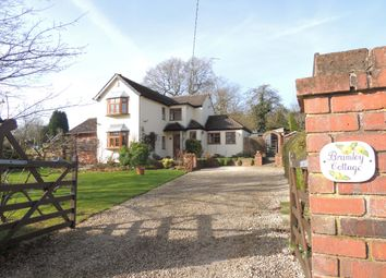 Thumbnail 3 bed detached house for sale in Mill Lane, Little Shrewley