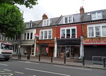 Thumbnail 3 bed flat to rent in Wandsworth Bridge Road, London