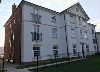 Thumbnail 2 bed flat to rent in Rosso Close, Doncaster
