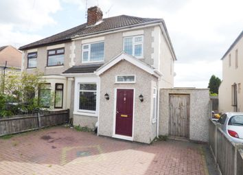 Thumbnail 3 bed semi-detached house for sale in Nunts Lane, Holbrooks, Coventry
