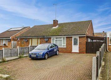 Thumbnail 2 bed semi-detached bungalow for sale in Milton Grove, Bletchley, Milton Keynes