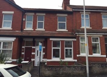 Thumbnail 2 bed terraced house to rent in Melville Road, Bispham, Blackpool